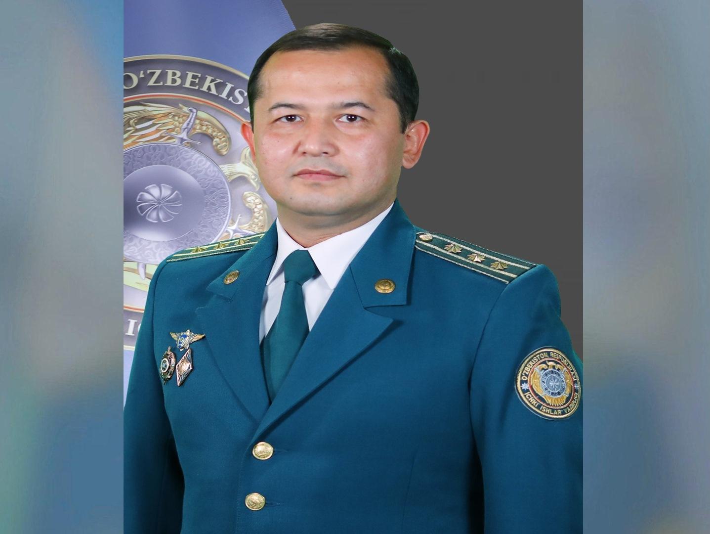 Алимов Зафар Кодирджонович