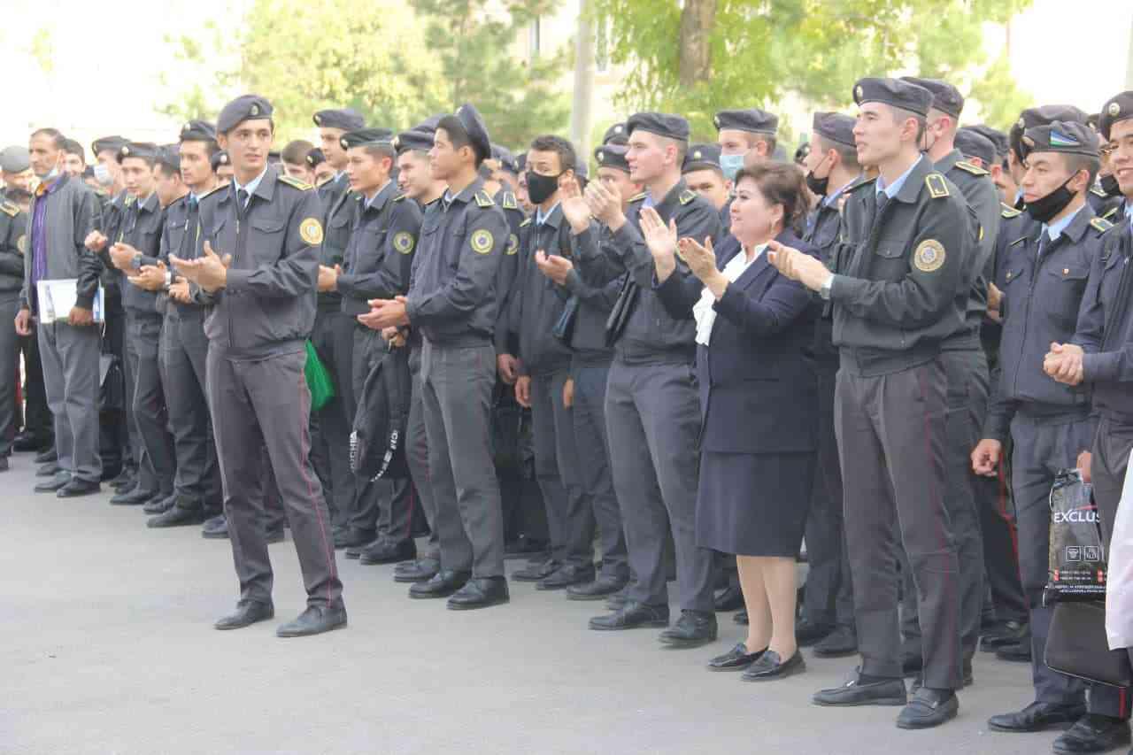 Litsey o'quvchilari Mirzo-Ulug'bek tumani IIO FMB faoliyati bilan tanishib chiqishdi