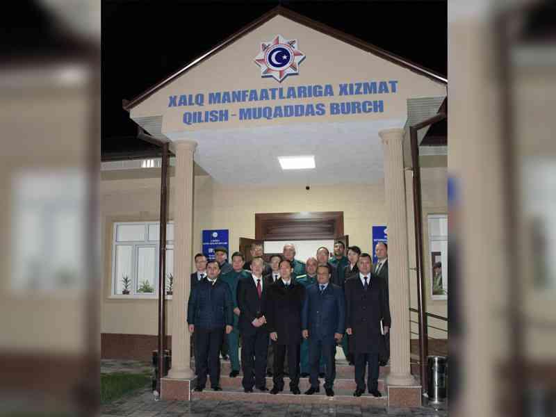 Представители Министерства общественной безопасности КНР ознакомились с работой подразделе…